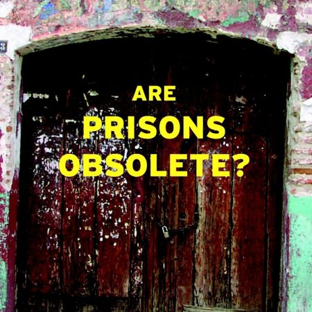"Book cover of Angela Davis' ""Are Prisons Obsolete?"""